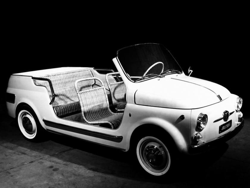 1960-65 Fiat 500 D Jolly (110)