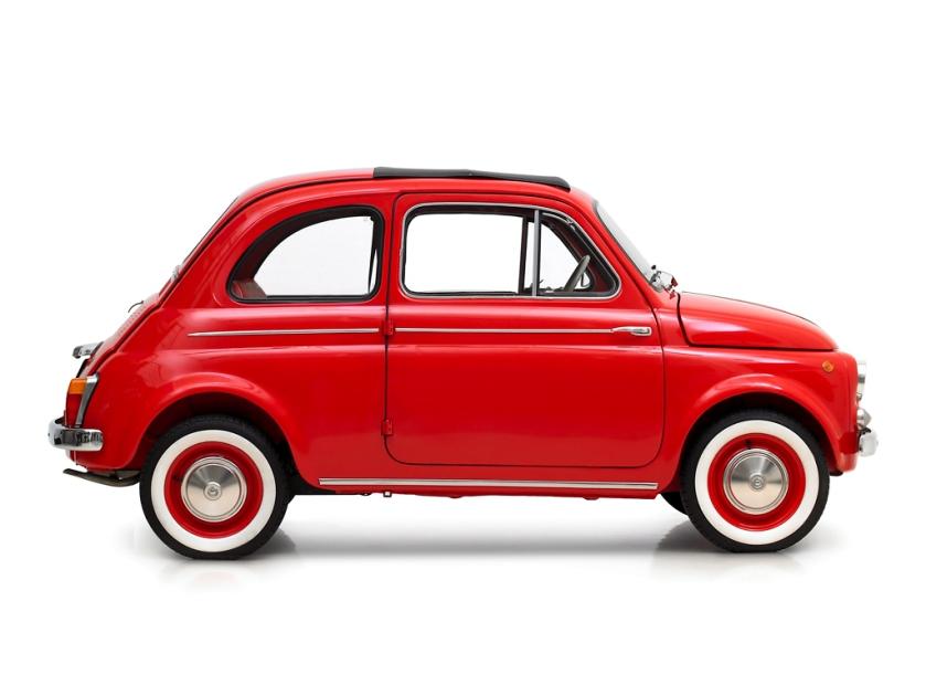 1960-65 Fiat Nuova 500 D (110)