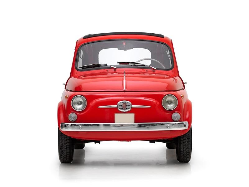 1960-65 Fiat Nuova 500 D