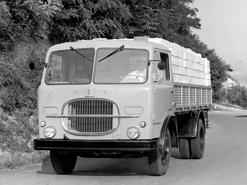 1960-67 Fiat 650 E