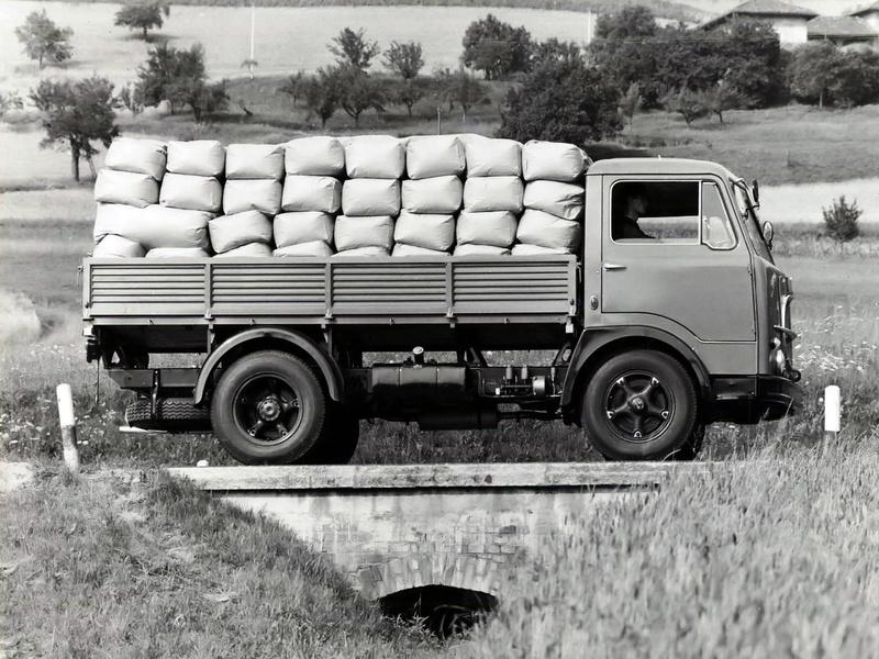 1960-67 Fiat 650 N