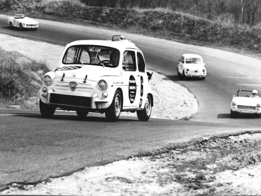1960-70 Fiat Abarth 1000 TC