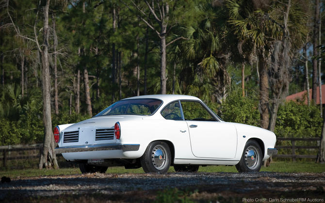 1960 Allemano Fiat Abarth 850 Coupe 02