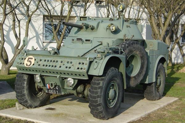 1960 AML 245 by Panhard