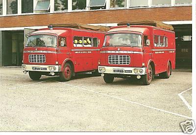 1960 Berliet GAK des houillères de Freyming-Merlebach