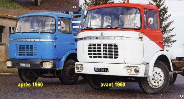1960 Berliet GAK Difference
