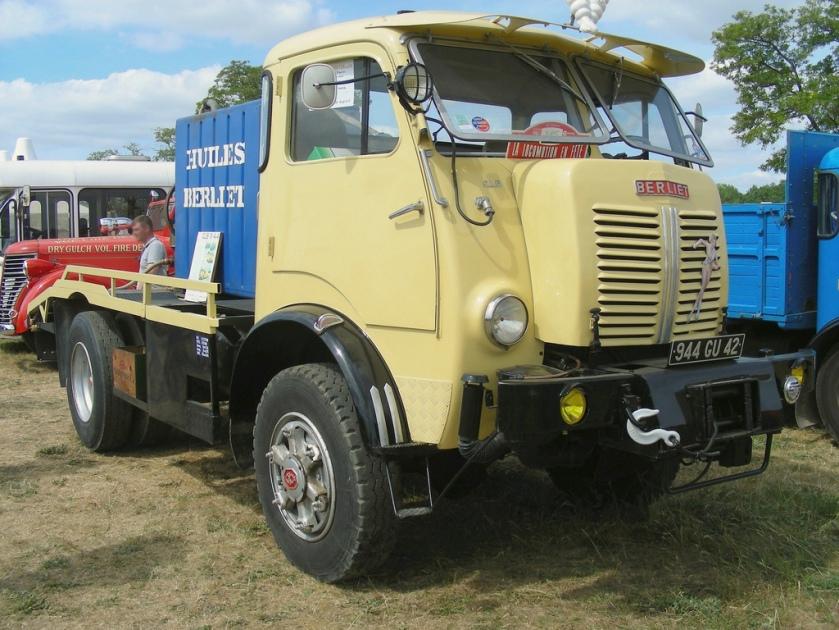 1960 BERLIET GLB18 4x4