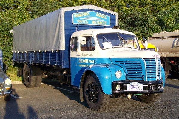 1960 BERLIET GLR 8M