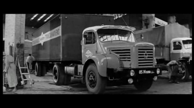 1960 BERLIET TLM 10 M2a