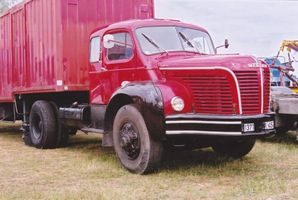 1960 Berliet tracteur TLM 10 M