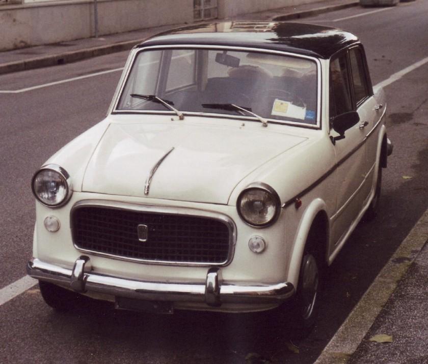 1960 Fiat 1100 103