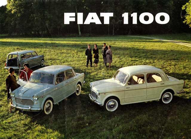 1960 fiat 1100 family
