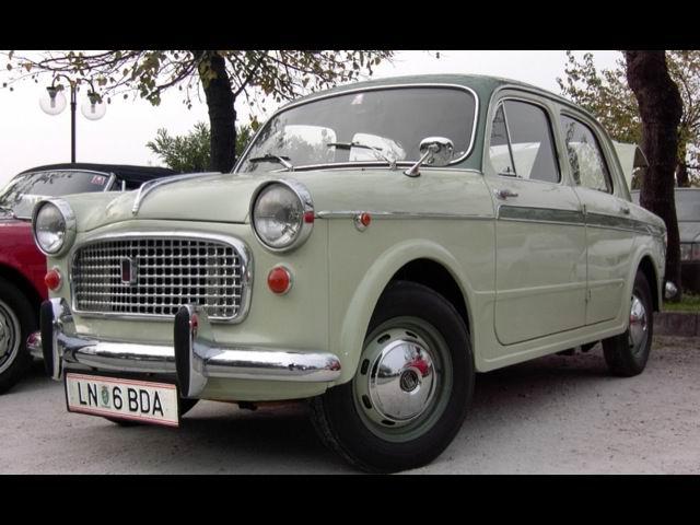 1960 Fiat 1100 RL l