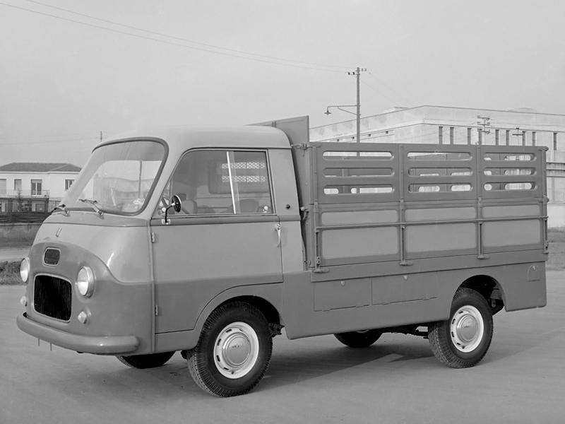 1960 Fiat 1100 T Pickup a