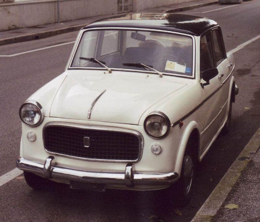 1960 Fiat 1100a