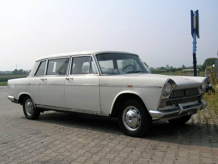 1960 Fiat 1800 President
