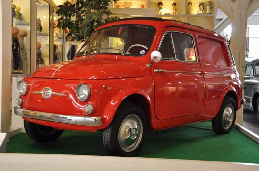 1960 Fiat 500 cc