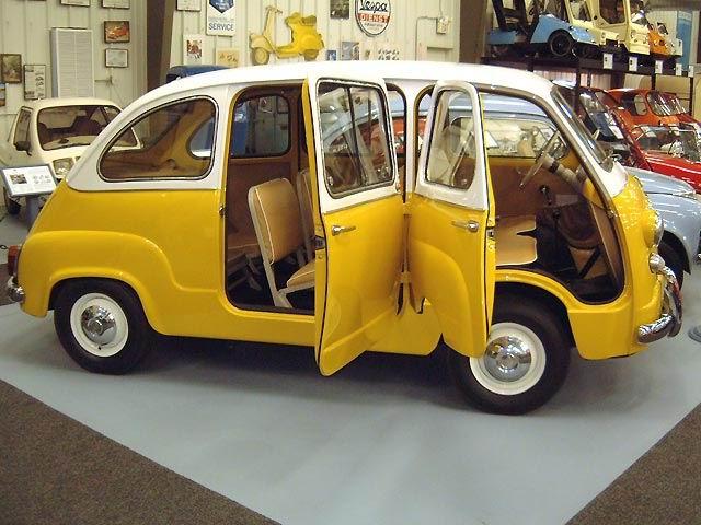 1960 Fiat 600 Multipla 2 1960 (I)