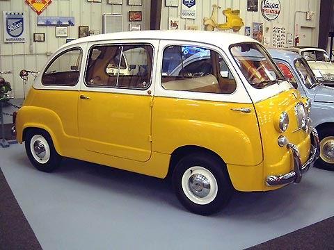 1960 Fiat 600 Multipla (I)
