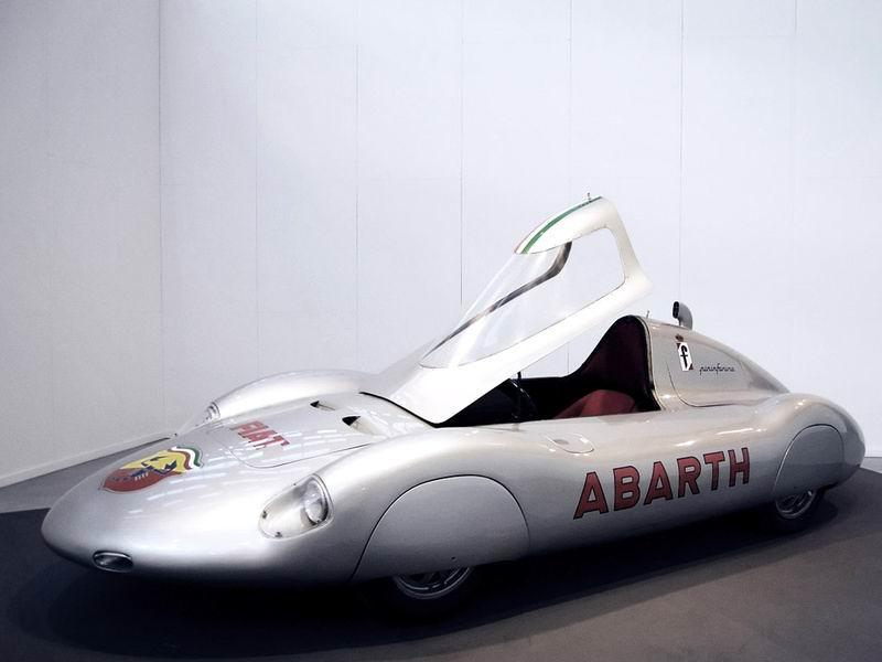 1960 Fiat Abarth 1000 Monoposto Record
