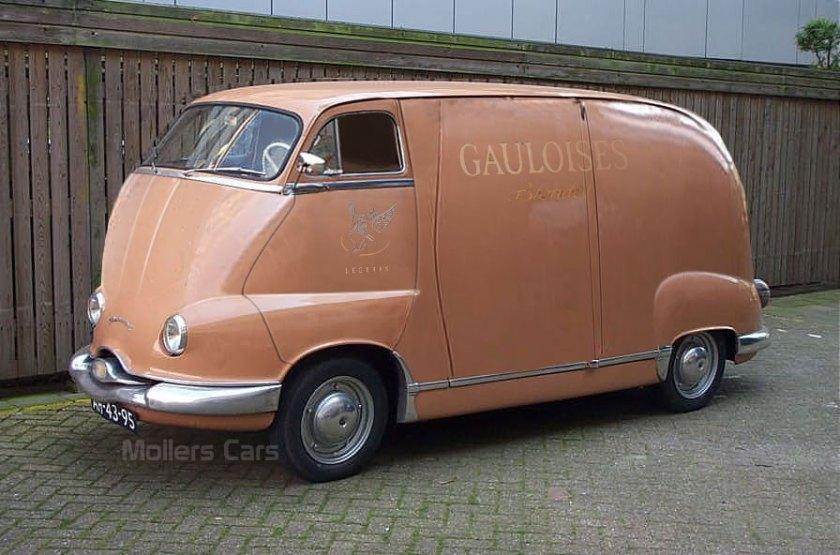 1960 Panhard Van1