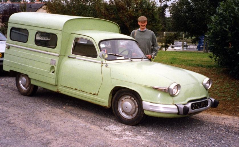 1960 panhard