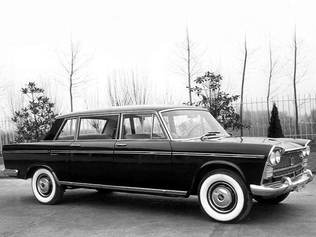 1961-63 Fiat 2300 President