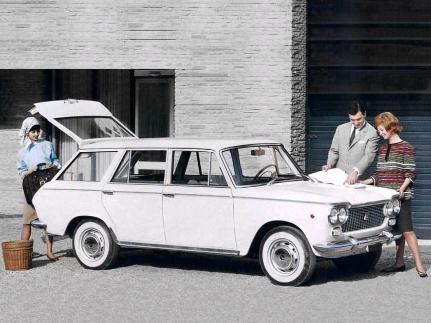 1961-66 Fiat 1300 Familiare