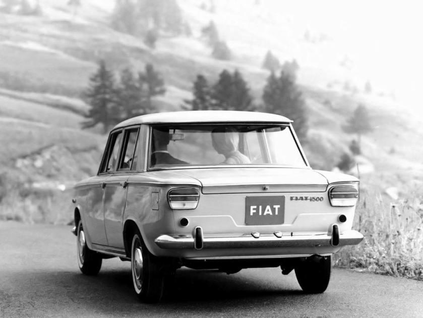 1961-67 Fiat 1500