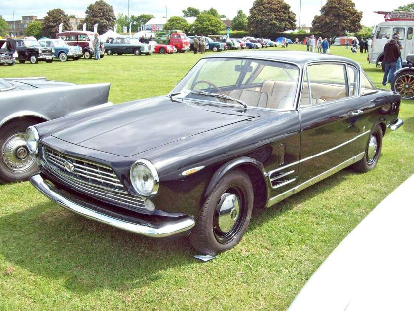 1961-68 Fiat 2300S Engine 2280 S6...