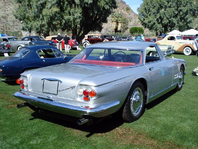 1961 Allemano Maserati 5000 GT b