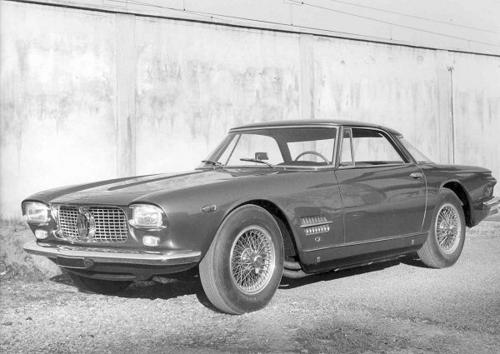 1961 Allemano Maserati 5000 GT c