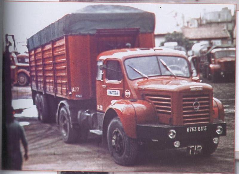 1961 Berliet TLM 10 M2