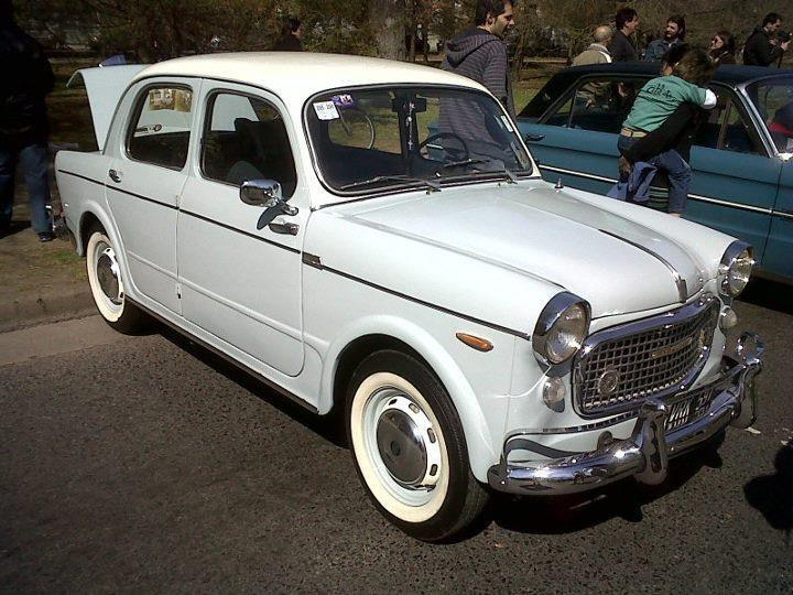 1961 Fiat 1100 Fabulous