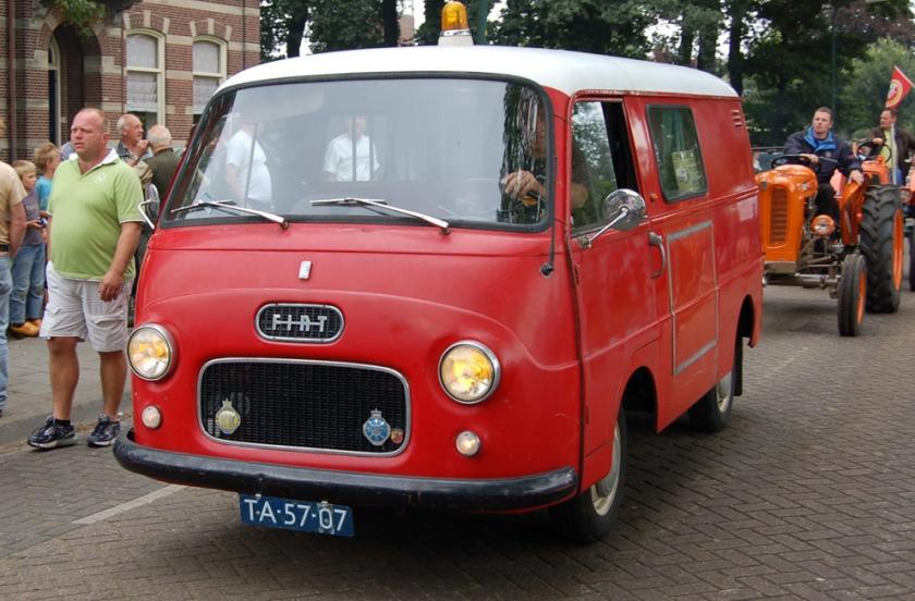 1961 FIAT 1100 T2  TA-57-07
