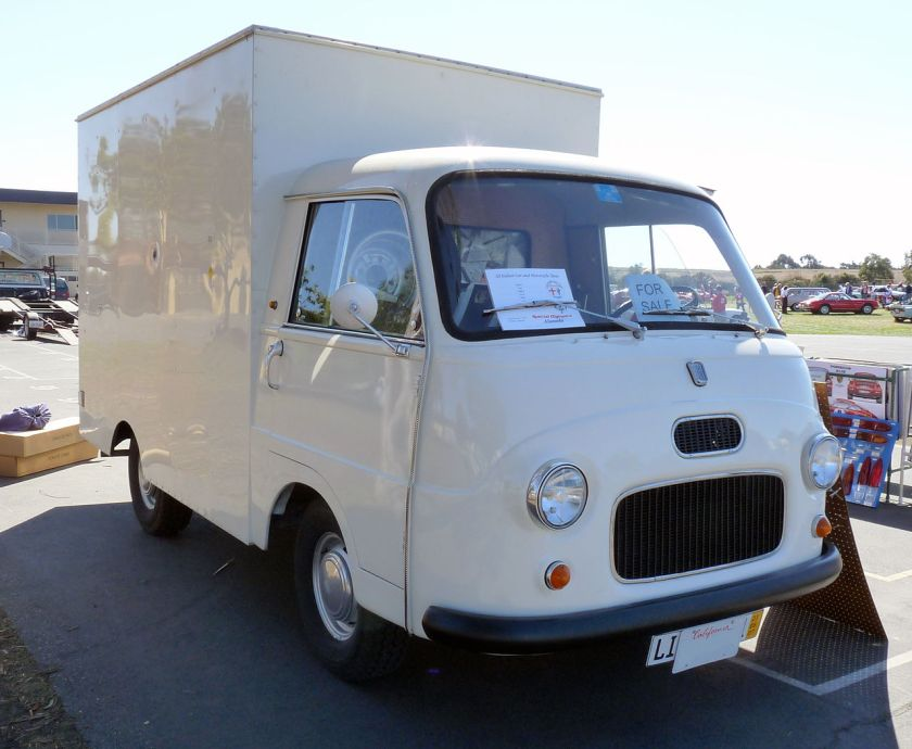 1961 Fiat 1100T trucklet