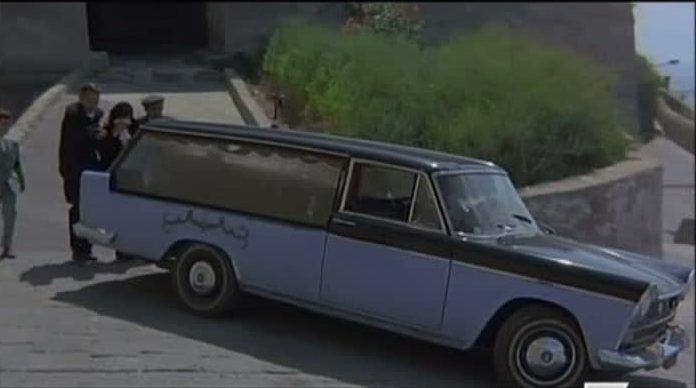 1961 Fiat 1800 B Autofunebre [112B]