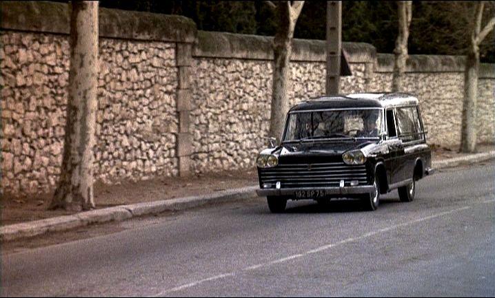 1961 Fiat 2300 Speciale Autofunebre Mariani 1a serie