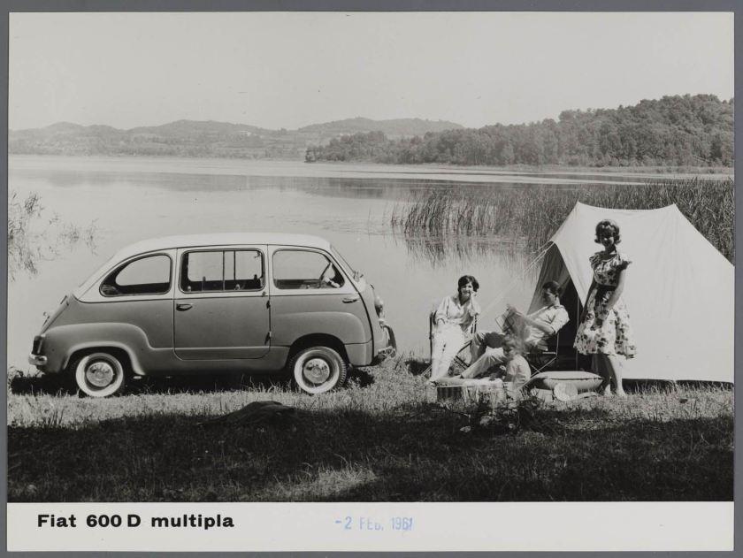 1961 FIAT 600 D Multipla 1961a