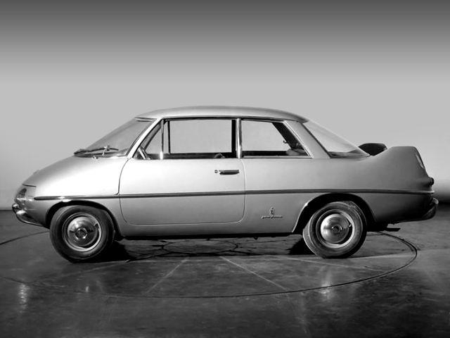 1961 Fiat 600 Model Y Berlinetta a