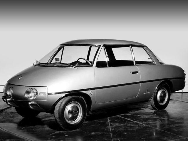 1961 Fiat 600 Model Y Berlinetta