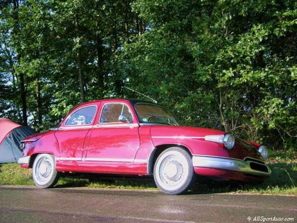 1961 Panhard PL 17