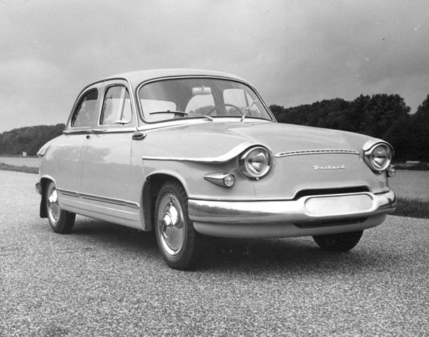 1961 Panhard PL17 L4(NL)