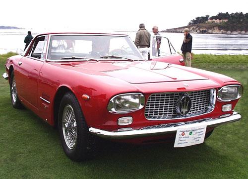 1962 Allemano Maserati 5000 GT a