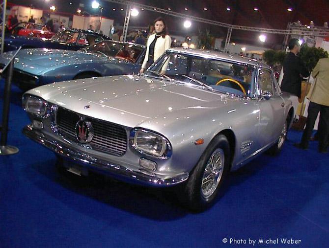 1962 Allemano Maserati 5000 GT b