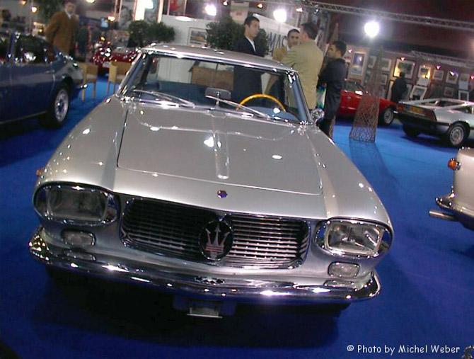 1962 Allemano Maserati 5000 GT c