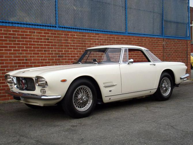 1962 Allemano Maserati 5000 GT e