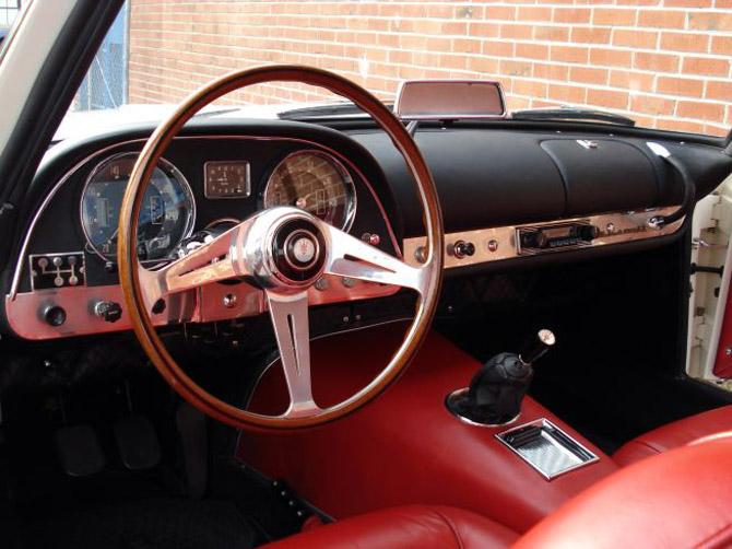 1962 Allemano Maserati 5000 GT h