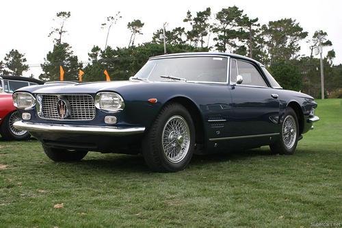 1962 Allemano Maserati 5000 GT i