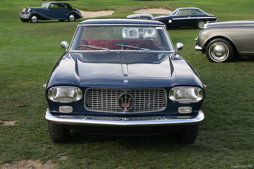 1962 Allemano Maserati 5000 GT j